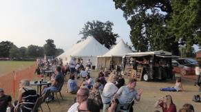 2016 Beer Festival outdoors